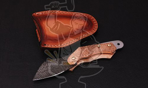 Friction folding Knife