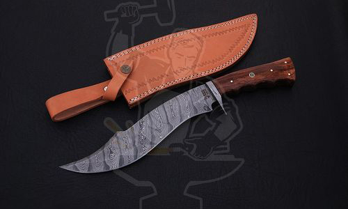 Damascus Bowie