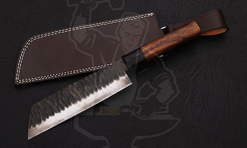 Carbon steel chef Knife
